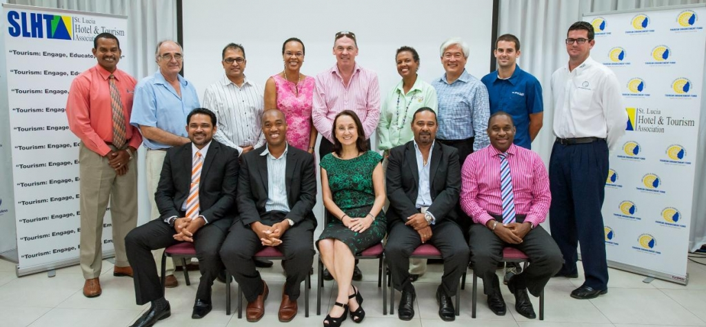 SLHTA Board of Directors 2015-2017