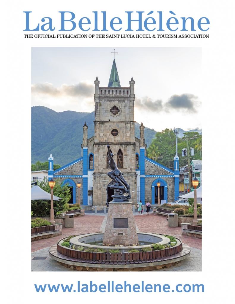 Read La Belle Helene Magazine