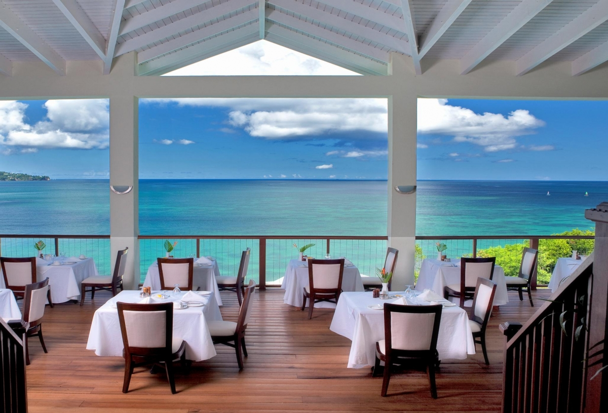 Calabash cove resort spa slhta for High end boutique hotels