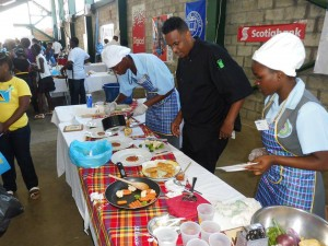 Chefs in Schools Competition 2014